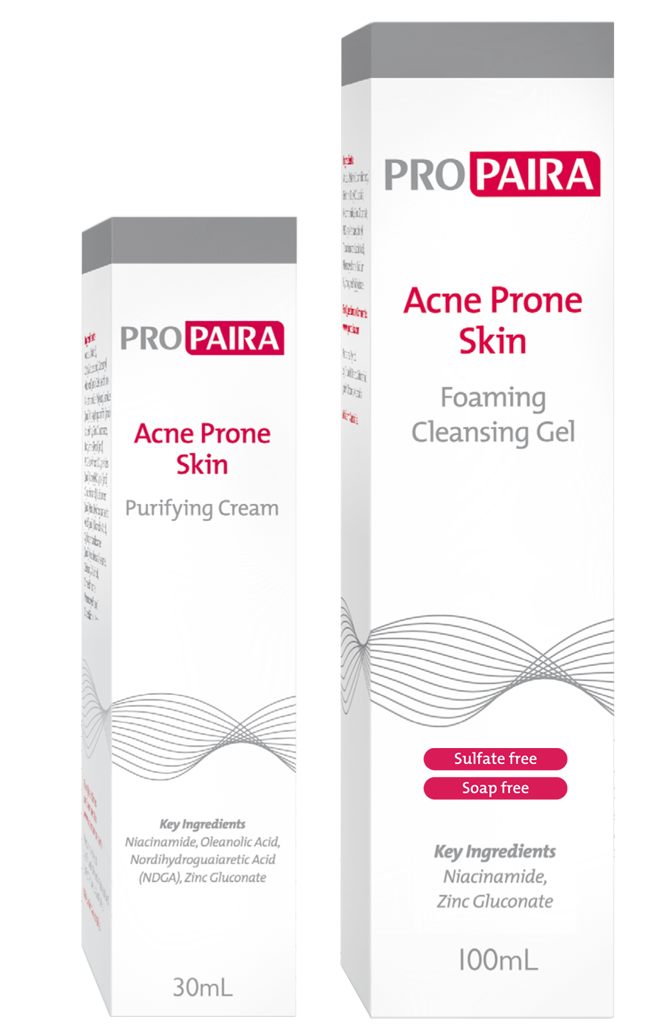 Clinically Based Acne Treatment for Acne Prone Skin